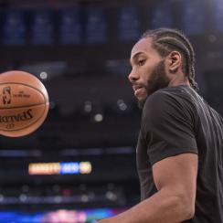 Kawhi Leonard not interested in playing with raptors