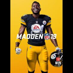 Madden 19 cover athlete: Antonio Brown gets honor (video)
