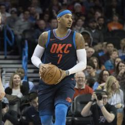 Heat expect Carmelo Anthony will sign with Rockets