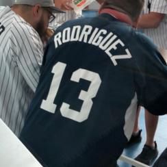 Rays roast Yankees jerseys