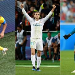 Eden Hazard, Gareth Bale and Thibaut Courtois could all be on the move this summer