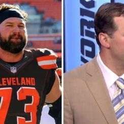Joe Thomas weight loss: Browns LT down 50 pounds