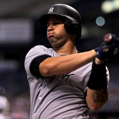 Gary Sanchez hustle: Yankees award goes to Austin Romine
