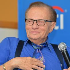 Larry King interview on WWE, WCW wrestling