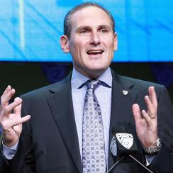 Larry Scott: Pac-12 commissioner on Pac-12 Networks, conference revenue and the playoff