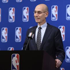 NBA gambling partnership with MGM