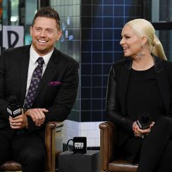 Miz & Mrs.: WWE star The Miz talks about new TV show