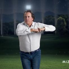 Phil Mickelson Mizzen+Main commercial