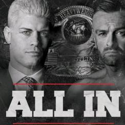 Cody Rhodes All In how to watch