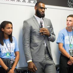 LeBron James Showtime documentary series
