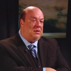 Paul Heyman promo video: Interview on Brock Lesnar split