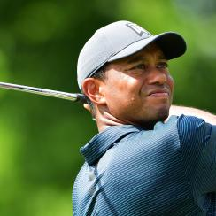 Tiger Woods thursday round recap bellerive