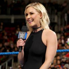 WWE Raw: Renee Young replaces Coachman on commentary