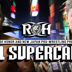 G1 Supercard tickets: ROH-NJPW sells out Madison Square Garden