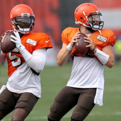baker mayfield, browns, tyrod taylor, Cleveland Browns