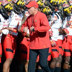 Jordan McNair: Maryland investigation results still pending, but DJ Durkin, Damon Evans under fire