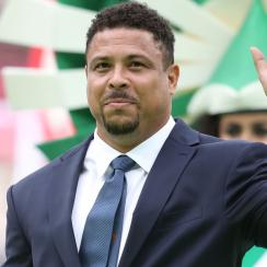 Brazilian great Ronaldo is out of the hospital after a flu scare