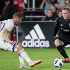 Wayne Rooney has made an early impact with D.C. United