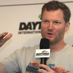 Dale Earnhardt Jr. thinks ghost saved him