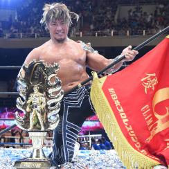 Hiroshi Tanahashi: Interview with NJPW G1 Climax winner
