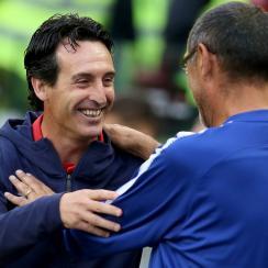 Chelsea faces Arsenal in the Premier League