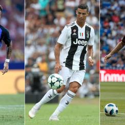 Inter Milan, Juventus and AC Milan have all been busy in the transfer market this summer.
