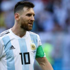 Lionel Messi won't play for Argentina in September friendlies in the USA