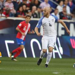Michael Bradley hasn't played for the U.S. since October 2017
