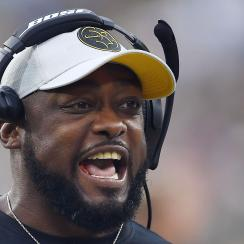 Steelers: Mike Tomlin vague about practice field tarp wall