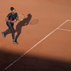 Serena Williams, serena williams Catsuit, 2019 French Open, roland garros, french open