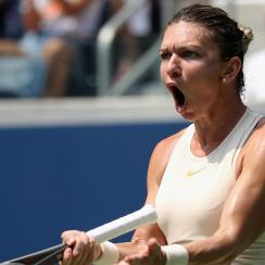 Simona Halep serena williams us open