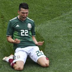 Hirving Lozano leads Mexico vs the USA and Uruguay in September friendlies