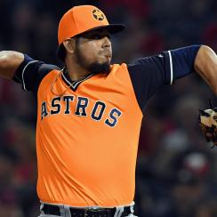 Roberto Osuna, roberto osuna Domestic Violence Charge, astros, houston astros, blue jays