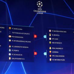 The Champions League field is set for 2018-19