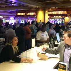 Legal sports betting in Mississippi has its moment on college football opening weekend