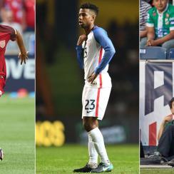 John Brooks, Kellyn Acosta and Tim Weah join the U.S. men's national team