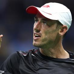 John Millman beats Roger Federer, worries about fantasy draft