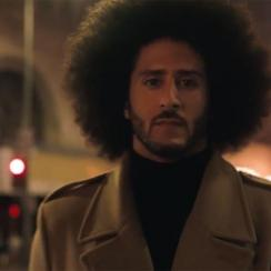 colin kaepernick nike commercial just do it