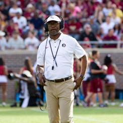 Willie Taggart on VT faking injuries