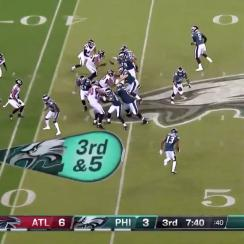 Eagles run Philly Special again
