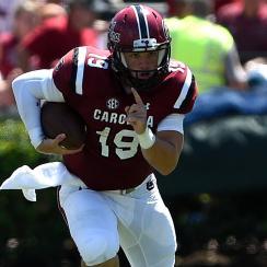 South Carolina QB Jake Bentley