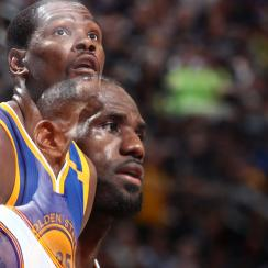 kevin durant lebron james song released it aint easy