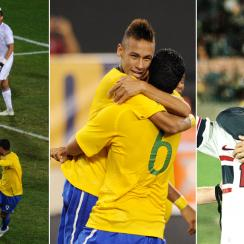 Brazil has the USA's number on the international stage