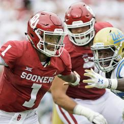 Oklahoma Kyler Murray