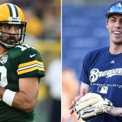 Aaron Rodgers contract: Christian Yelich slams cheap Marlins