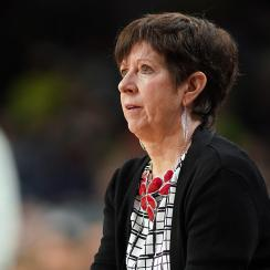 Muffet McGraw, notre dame, sept. 11, september 11, 9/11, united 175