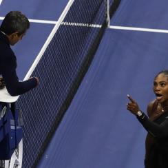Serena Williams Carlos Ramos US Open umpire controversy