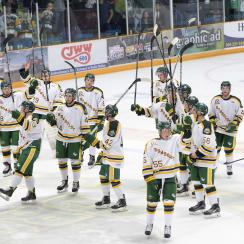 Humboldt Broncos score first goal since bus crash (video)