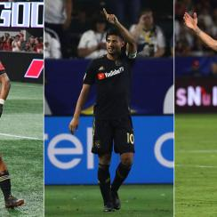 Josef Martinez, Carlos Vela and Zlatan Ibrahimovic lead their clubs in the home stretch of the MLS season