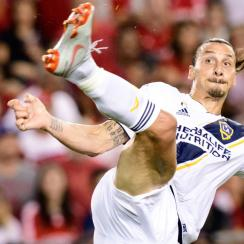 Zlatan Ibrahimovic scored an outrageous goal against Toronto FC